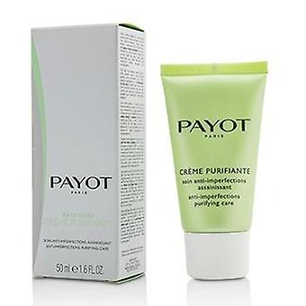 Payot Pate Grise Creme Purifiante - Anti-imperfections Purifying Care - 50ml/1.6oz