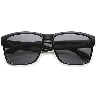 Actie Sport moderne levensstijl Frame rechthoek zonnebril 59mm