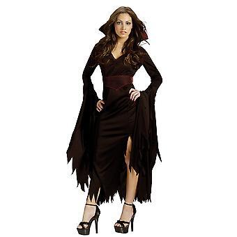 Classy Vamp Vampiress Vampire Halloween Women Costume