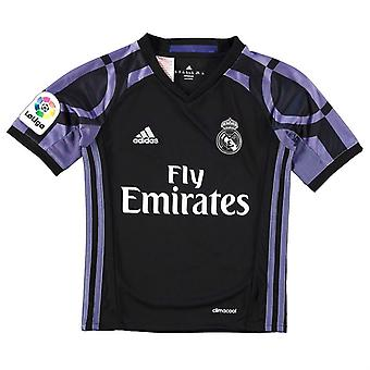 2016-2017 real Madrid Adidas derde Shirt (kinderen)