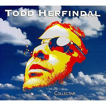 Todd Herfindal - Collective [CD] USA import