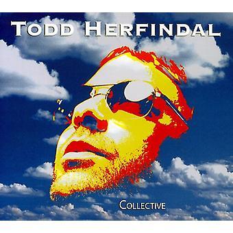 Todd Herfindal - kollektiivinen [CD] USA tuonti