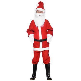 Pour enfants costumes costume de Santa d'enfants