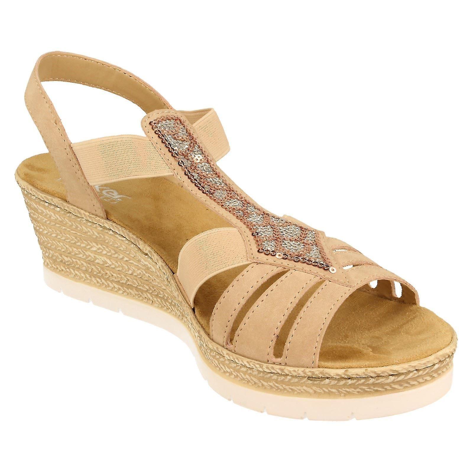 Ladies Rieker sandaler 61913
