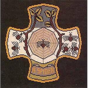 Mary Queen of Scots - Araignée Kit Tapisserie