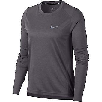 Nike Miler LS Top Damen