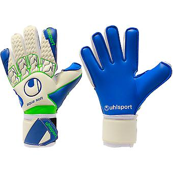 UHLSPORT AQUASOFT Goalkeeper Gloves Size