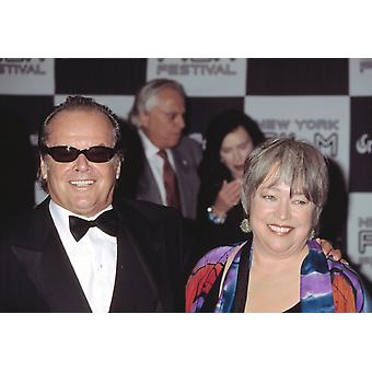 Jack Nicholson And Kathy Bates At Opening Night Of 40Th New York Film Festival Ny 9272002 By Cj Contino Celebrity