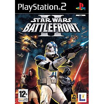 Star Wars Battlefront II (PS2) - New Factory Sealed