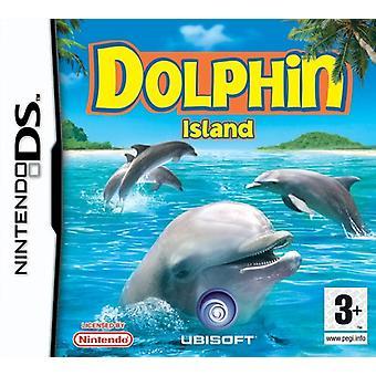 Dolphin Island (Nintendo DS)-nyt