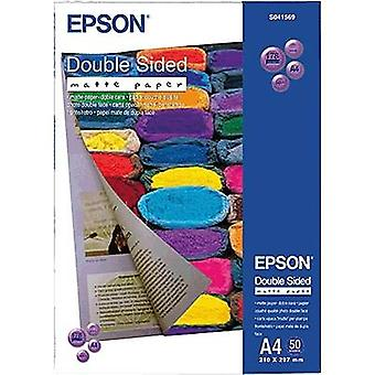 Epson Double-Sided Matte Paper C13S041569 Photo paper A4 50 sheet Double sided, Matt