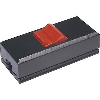 interBär 8075-044.01 Pull switch Black, Red 1 x Off/On 2 A 1 pc(s)