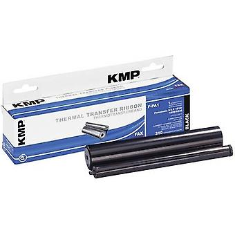 KMP Thermal transfer roll (fax) replaced Panasonic KX-FA136X Compatible 310 Sides Black 1 pc(s) F-PA1 71000,0004