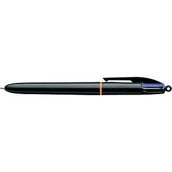 BIC 604650 قلم بالبوينت 0.32 مم لون الحبر: أحمر 1 جهاز كمبيوتر (أجهزة)