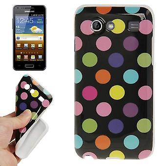 Etui til mobil Samsung Galaxy S forskud i9070 sort/farve