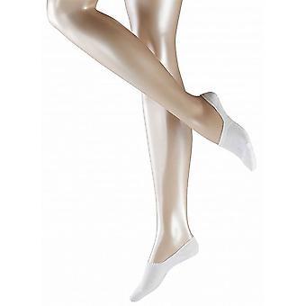 Falke Schritt unsichtbar Sneaker Socken - weiß