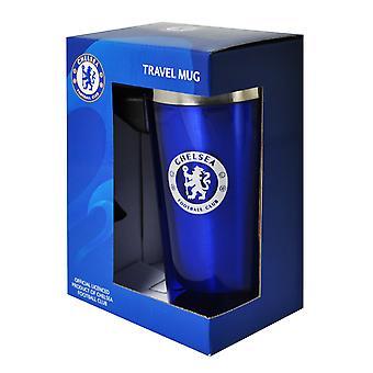 Chelsea Boxed Aluminium Travel Mug