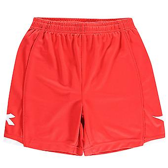 Diadora bambini ragazzi Kingston calcio Pantaloncini Junior leggero pantaloni gonne e pantaloni