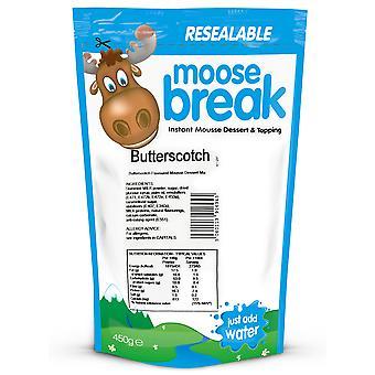 Moosebreak caramello Dessert Mix