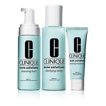 Clinique Anti-Stain Solution 3 Footsteps (Cosmetics , Face , Gifts & packs)