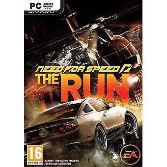 Need for Speed Kør (PC DVD)-ny
