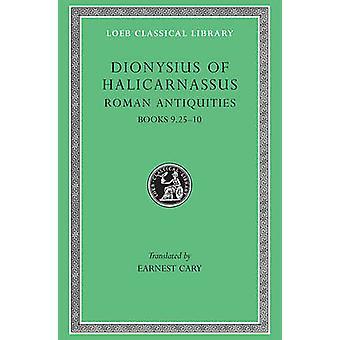 Romeinse Oudheden - v. 6 door Dionysius van Halicarnassus - E. Cary - 978