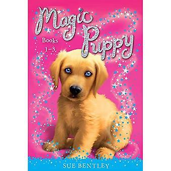 Les chiots magiques: Livres 1-3