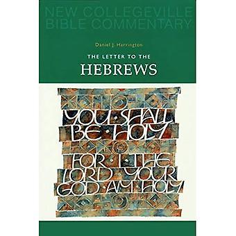 La lettre aux Hébreux: v. 11 (nouveau Collegeville Bible Commentary)