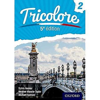 Tricolore femte upplagan Student bok 2