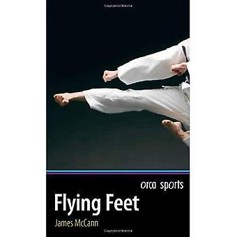 Battant des pieds (Orca Sports)