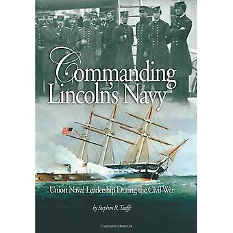 Marine de commandant Lincoln