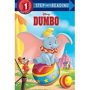 Dumbo Deluxe steg in i läsning (Disney Dumbo) (steg i behandlingen)
