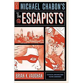 Michael Chabons Escapists