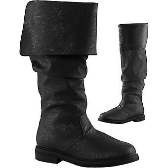 Robin Hood Black Boots