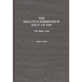 Het Pact van de MolotovRibbentrop van 1939 de Oostzee geval door Vizulis & I. Joseph