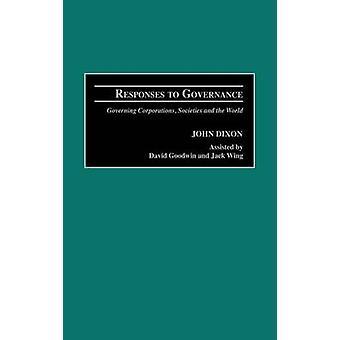Svar til Governance selskaper samfunn og verden av Dixon & John