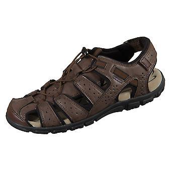 Geox Strada U6224B0MEBCC0013 universal summer men shoes