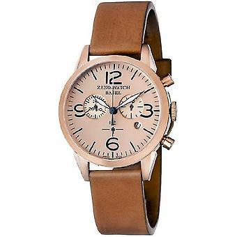 Zeno-watch mens watch vintage line chronograph 4773Q-Pgr-i6