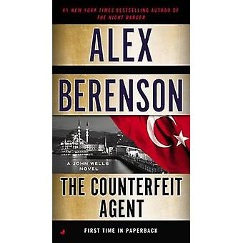 The Counterfeit Agent by Alex Berenson - 9780515155105 Book