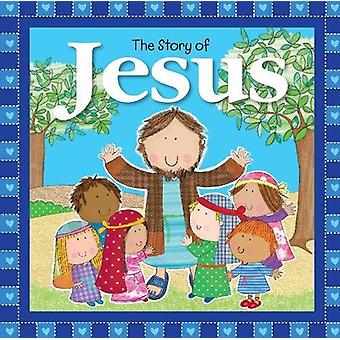 The Story of Jesus by Lara (Illus) Ede - 9781788930116 Book