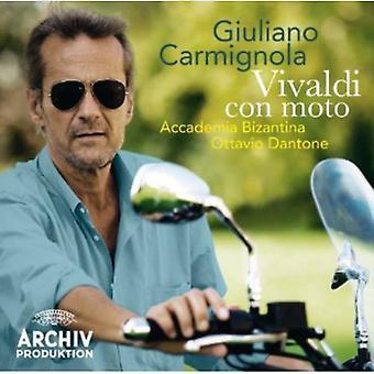 A. Vivaldi - Vivaldi Con Moto [CD] USA import
