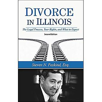 Divorce in Illinois: The Legal Process, Your Rights,� and What To Expect