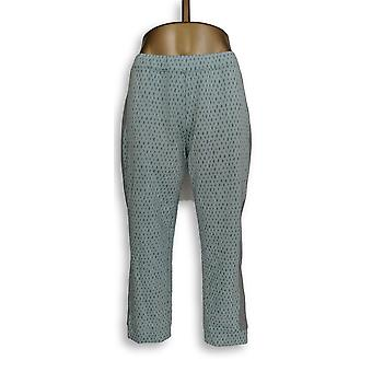 Stan Herman French Terry Pull On Jogger Pants Green A301849