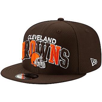 New Era Snapback Cap - Sideline 1990s Home Cleveland Browns