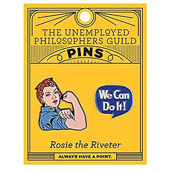 Pin Set - UPG - Rosie and We Can Do It 5098