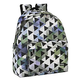 Safta - Unisex Backpack Green 40 cm