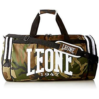 Lion 1947 Camouflage Sports Bag - Camouflage Green - One Size