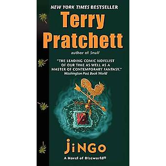 Jingo by Terry Pratchett - 9780062280206 Book