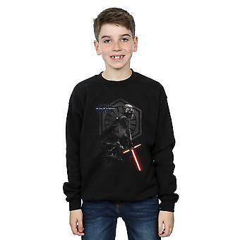Star Wars The Rise Of Skywalker Kylo Ren Vader Remains Boys Sweatshirt