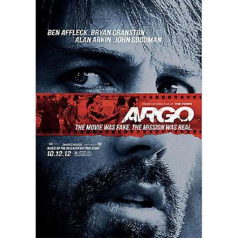 Argo Poster Double Sided Advance (2012) Original Cinema Poster